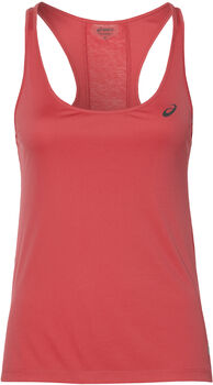 Asics Loose Tank top Dames Roze