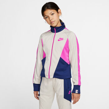 Nike Sportswear Heritage kids vest Wit