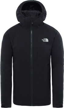 The North Face Arashi II Insulated softshell Heren Zwart