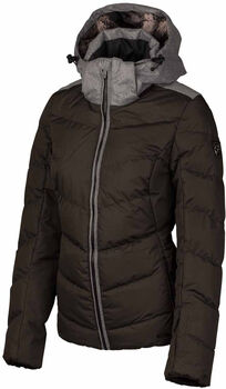 Falcon Percy ski-jack Dames Zwart