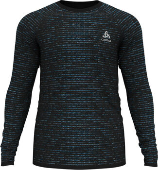 Odlo Blackcomb Ceramicool shirt Heren Zwart