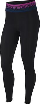 Nike Pro Printed tight Dames Zwart