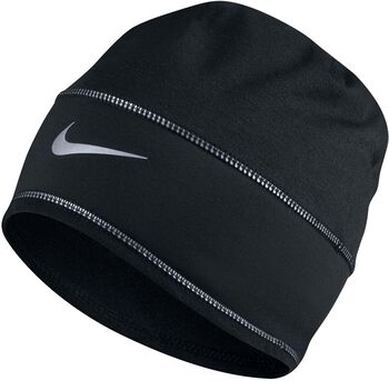 Nike Dry Running Knit beanie Zwart