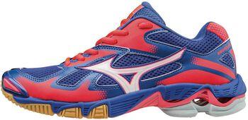 Mizuno Wave Bolt 5 indoorschoenen Dames Blauw