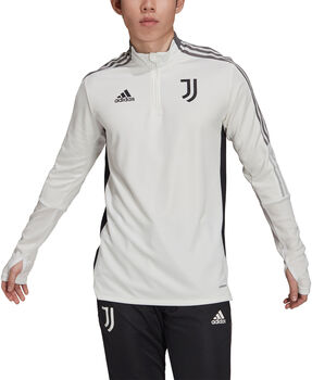adidas Juventus Tiro Training sweater 21/22 Heren Wit