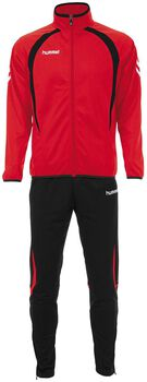 Hummel Team Poly suit Heren Rood