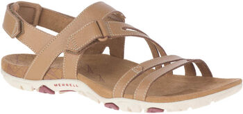 Merrell Sandspur Rose Convert sandalen Dames Bruin