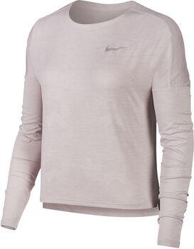 Nike Dry Medalist shirt Dames Rood