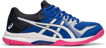 ASICS GEL-Rocket 9 volleybalschoenen Dames Blauw