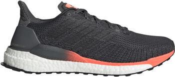 adidas Solar Boost 19 hardloopschoenen Heren Grijs