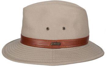 Hatland Bushwalker hoed Off white