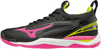 Mizuno Wave Mirage 2 indoorschoenen Dames Zwart