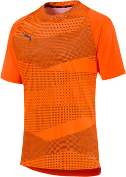 Puma FTBLNXT Graphic Core shirt Heren Oranje