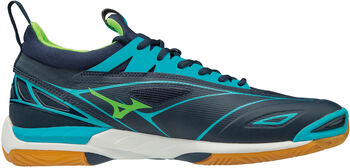 Mizuno Wave Mirage 2 indoorschoenen Heren Blauw