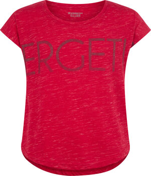 ENERGETICS Cully 3 shirt Meisjes Rood