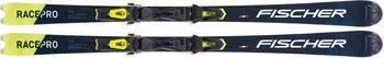 Fischer RC4 Race Pro ski's Heren Zwart