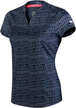Sjeng Sports Blegonia shirt  Dames Blauw