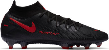 Nike Phantom GT Elite Dynamic Fit FG voetbalschoenen Heren Zwart