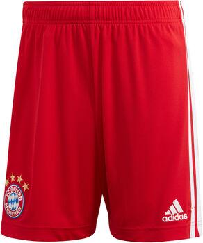 adidas FC Bayern München thuisshort 2020/2021 Heren Rood