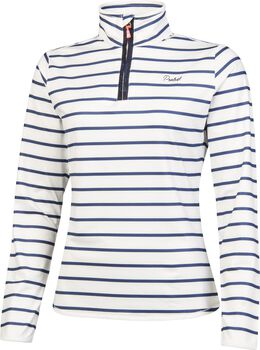 Protest Leanne 1/4 Zip skipully Dames Blauw