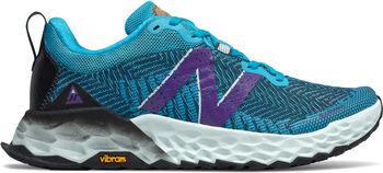 New Balance Fresh Foam Hierro V6 trail hardloopschoenen Dames Blauw