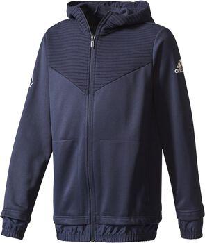ADIDAS Yb Ace FZ hoodie Jongens Zwart