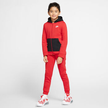 Nike Sportswear Core kids trainingspak Rood