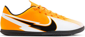 Nike Vapor 13 Club jr zaalvoetbalschoenen Jongens Oranje