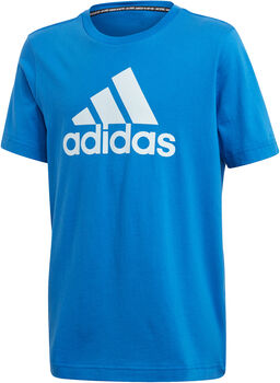 ADIDAS Badge Of Sport shirt Blauw