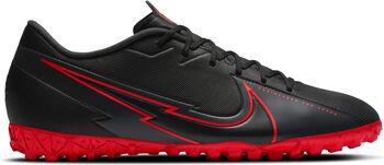 Nike Mercurial Vapor 13 Academy TF voetbalschoenen Zwart