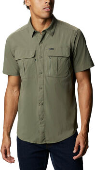Columbia Newton Ridge shirt Heren Groen