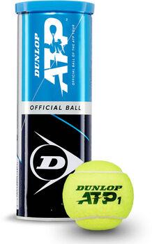 Dunlop ATP tennisballen Geel