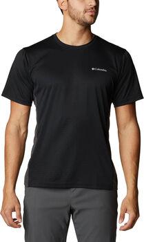 Columbia Zero Ice Cirro-cool shirt Heren Zwart