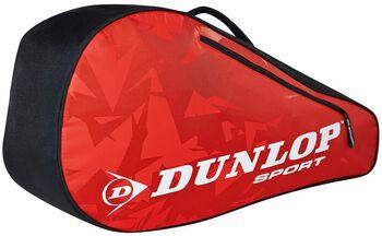 Dunlop Tour 3 racket tas Rood