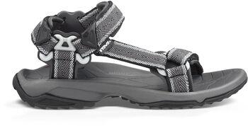 Teva Terra Fi Lite sandalen Heren Zwart