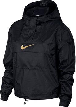 947e78d880e Nike Sportswear Animal hoodie Dames Zwart