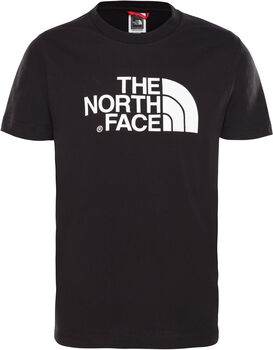 The North Face Easy kids shirt Jongens Zwart