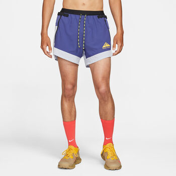 Nike Dri-FIT Flex Stride short Heren Grijs
