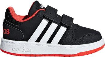 adidas Hoops 2.0 kids sneakers  Jongens Zwart