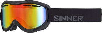 Sinner Intruder skibril Zwart