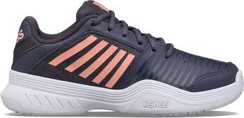 K-Swiss Court Express Omni kids tennisschoenen Paars