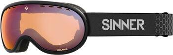 Sinner Vorlage S skibril Zwart