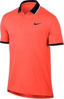 Nike Court Dry Tennis polo Heren Oranje