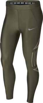 Nike Speed 7/8 tight Dames Groen