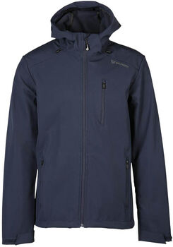 Brunotti Mib Softshell jas Heren Blauw