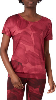 ENERGETICS Jade shirt Dames Rood