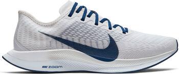 Nike Zoom Pegasus Turbo 2 hardloopschoenen Heren Grijs