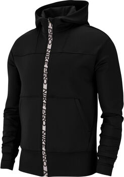 Nike Pro Full-Zip Fleece hoodie Dames
