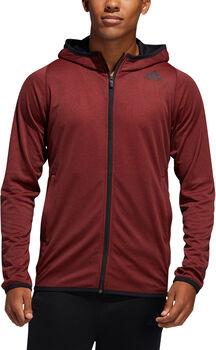 adidas FreeLift hoodie Heren Rood