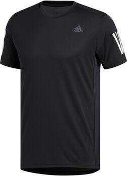 ADIDAS Own the Run shirt Heren Zwart